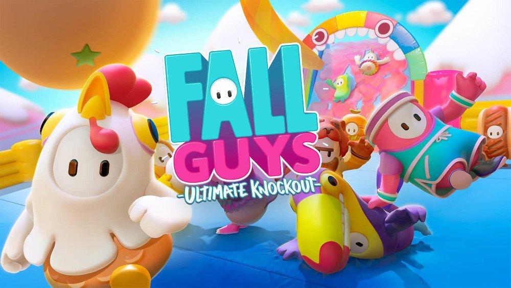 Fall Guys mise à jour mi-saison - image une