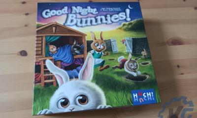 Good Night Bunnies - Boîte