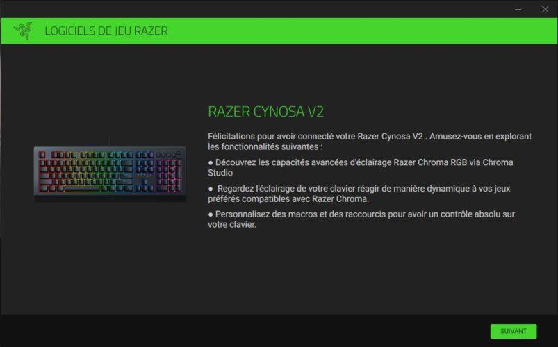 Racer Cynosa V2 Synapse