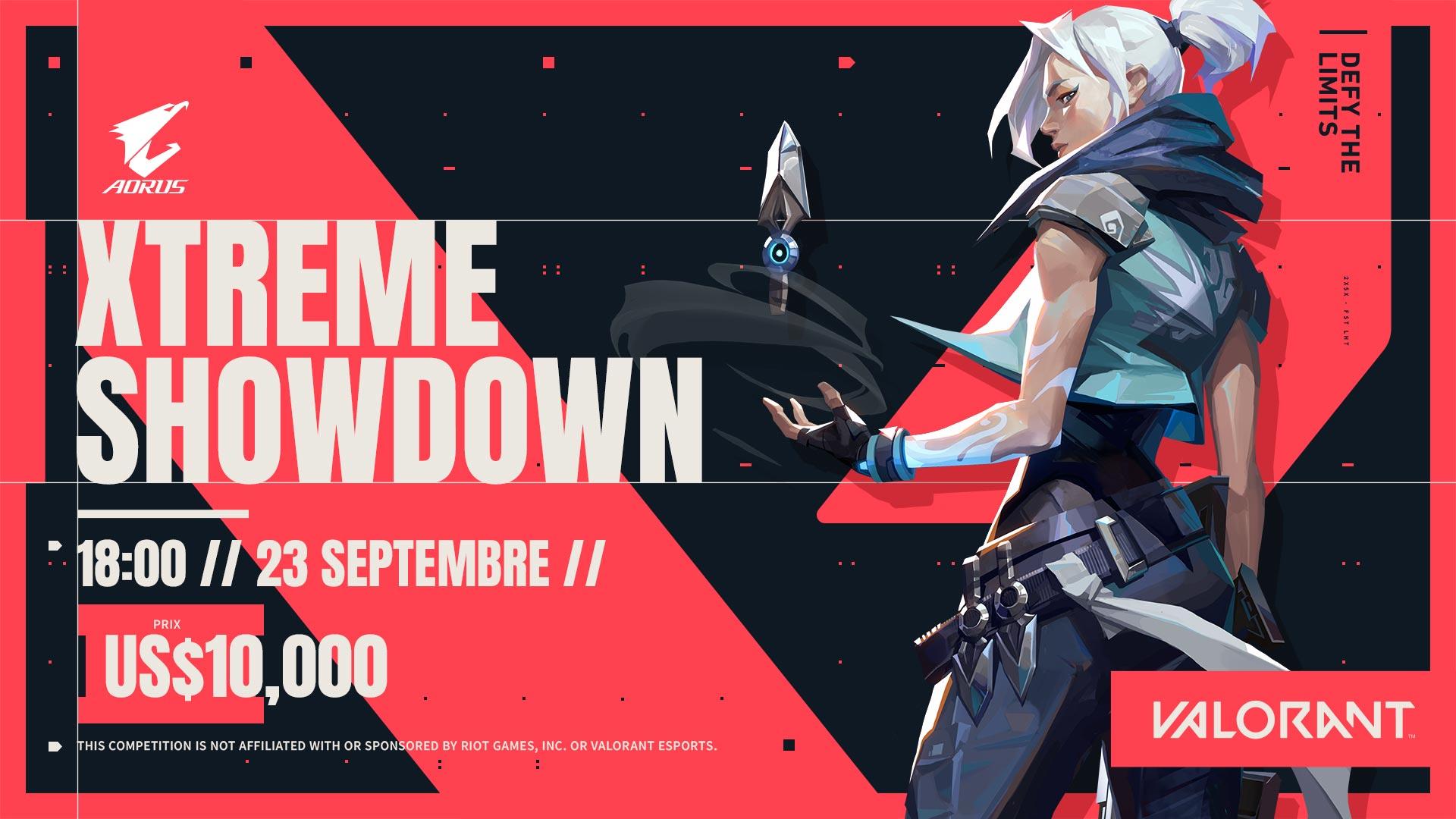 Xtreme Showdown