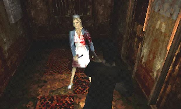 Silent Hill Ps One
