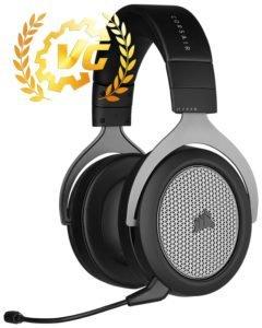 Award gold Corsair HS75 XB Wireless