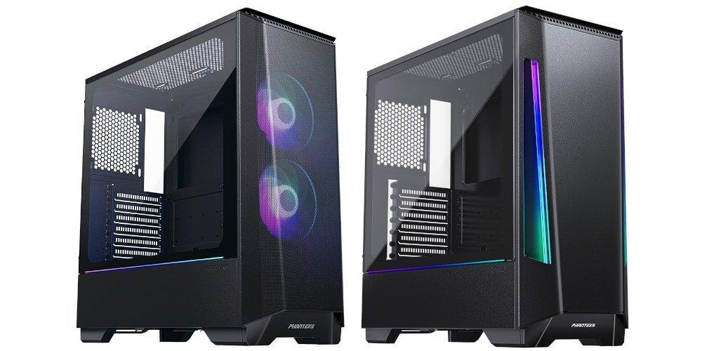 Comparaison Phanteks P360A et P360X