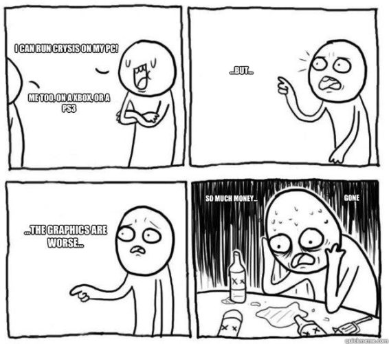 Crysis mème