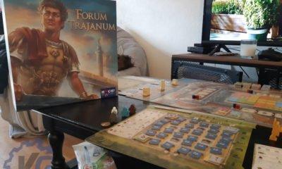 Test Forum Trajanum - Présentation du jeu