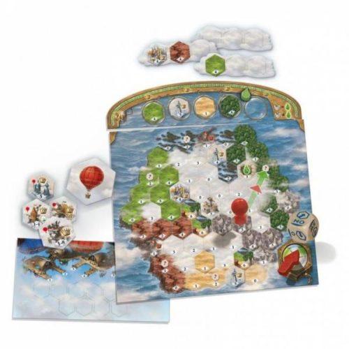 Les Iles dans le Brouillard Discovery Box