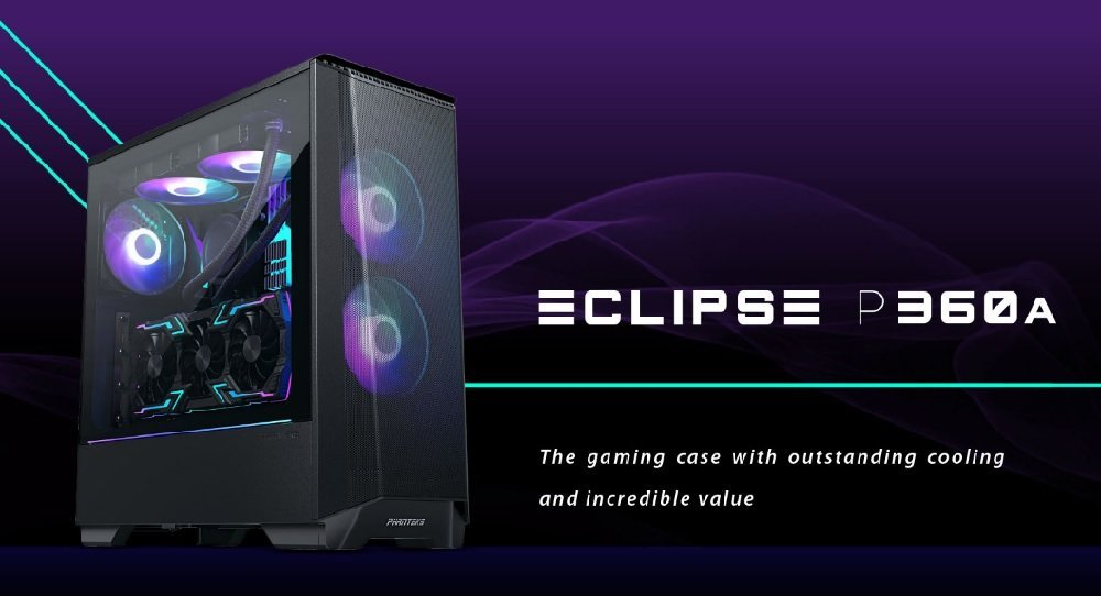 Phanteks Eclipse P360A