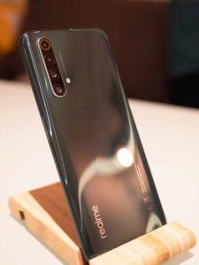 Dos du Realme X50 5G