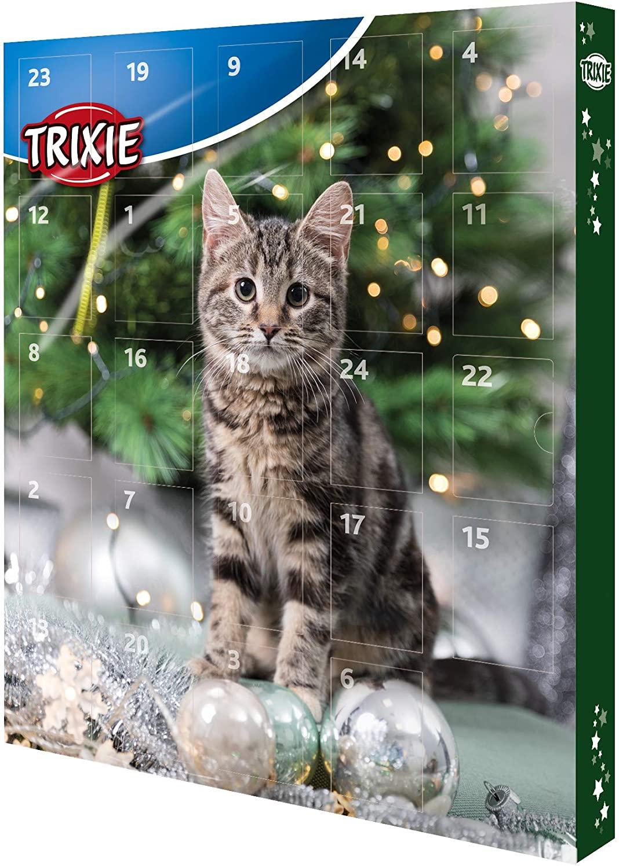 Calendrier chat sélection Noël 2020