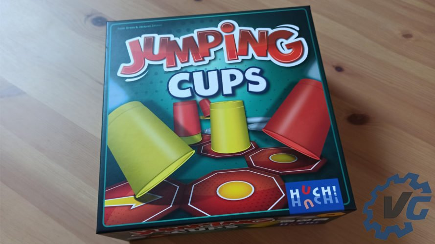 Jumping Cups - Boîte
