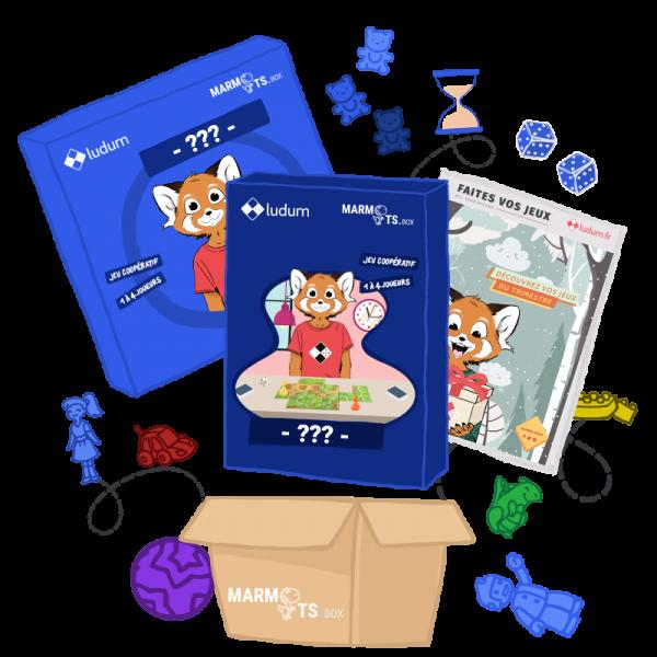 Ludum Marmots Box