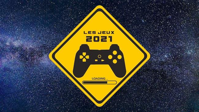Les jeux video 2021