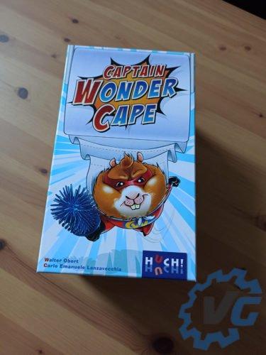 Captain Wonder Cape - Boîte