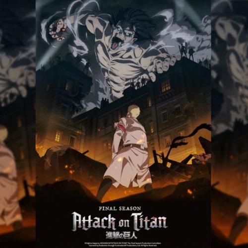 L'attaque des titans - Saison 4
