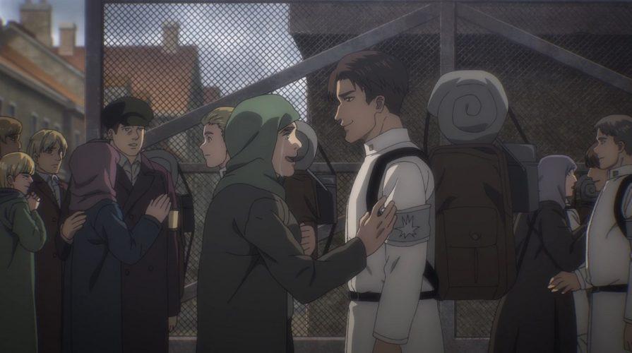 L'Attaque Des Titans - Episode 61