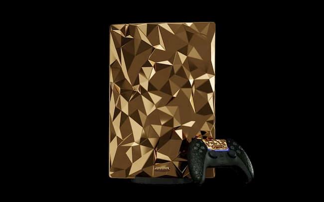 PS5 golden rock