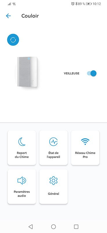 Installation Ring Chime Pro