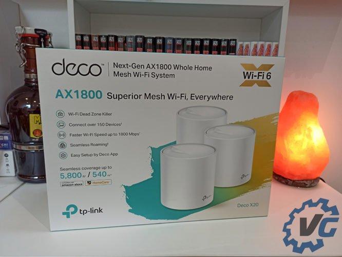 Tp-Link Deco X20 - Boîte