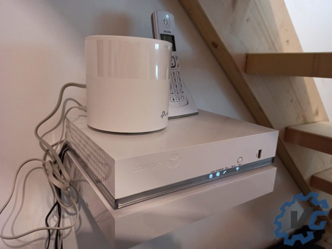 Installation Tp-Link Deco X20