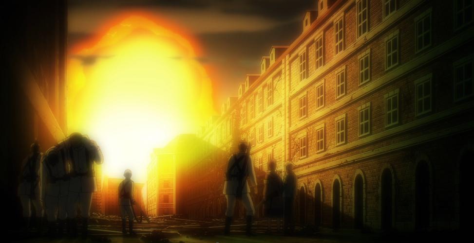 L'Attaque des Titans - épisode 66 - L'explosion du colossal