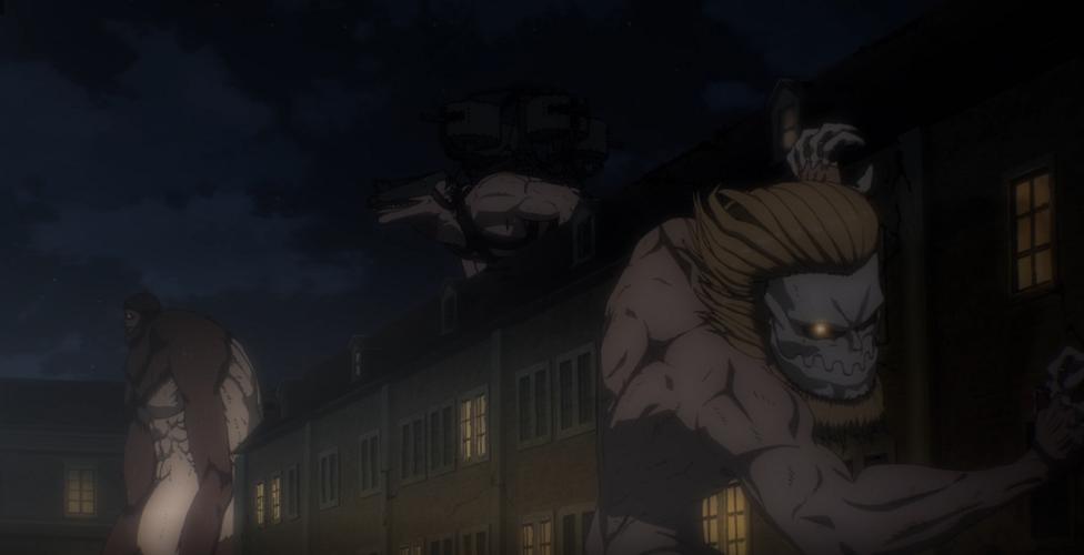 L'Attaque des Titans - épisode 66 - La riposte des Mahrs