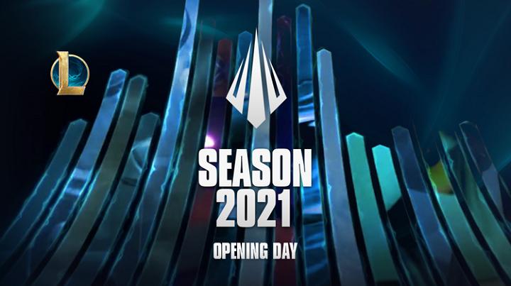 Saison 2021 Riot Games