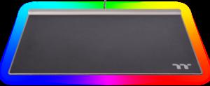 THERMALTAKE - tapis de souris ARGENT Mp1