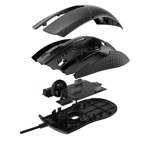 MSI Souris Clutch GM41 Lightweight