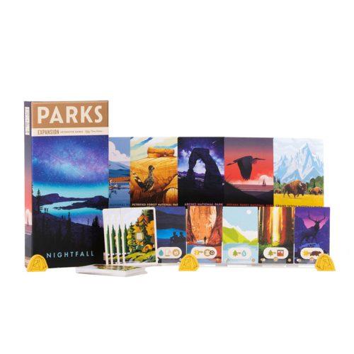 Parks Nightfall matériel