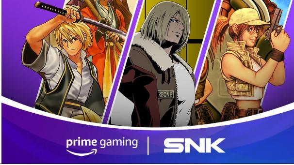 Prime Gaming mars 2021