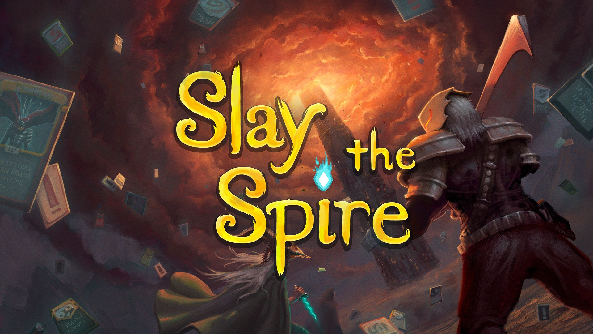 Slay the Spire couverture