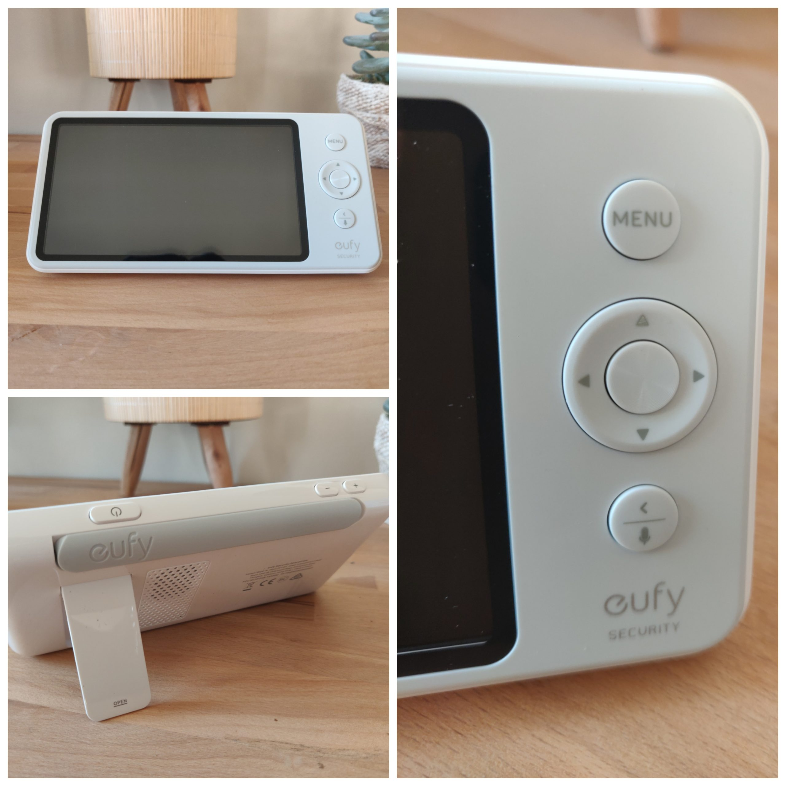 Eufy Baby Monitor Spaceview moniteur