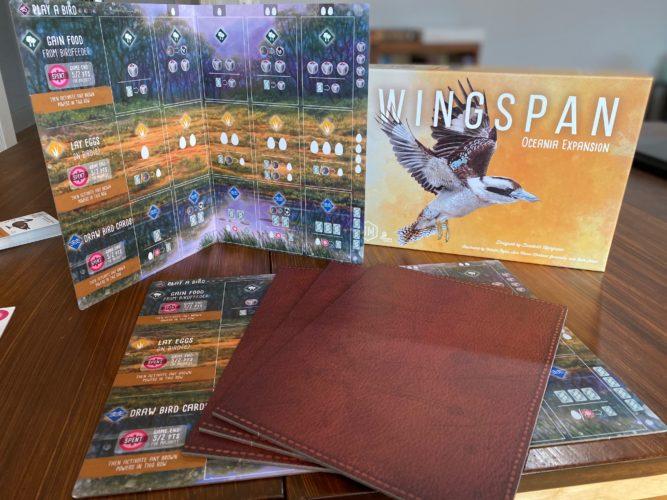 Wingspan Océanie