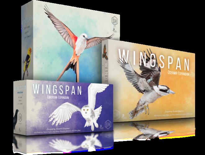 Wingspan série