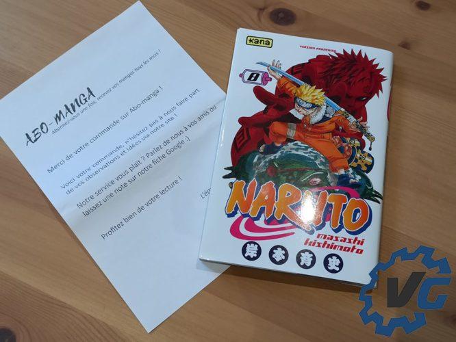 Abo-manga : réception de avril
