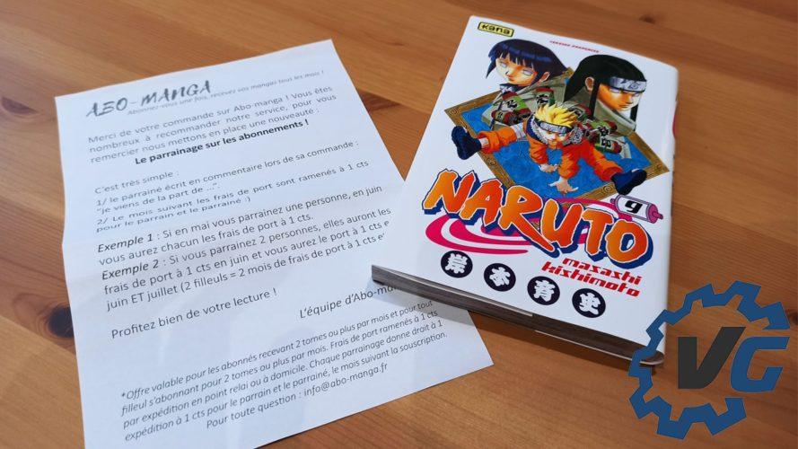 Abo-manga : Naruto tome 9
