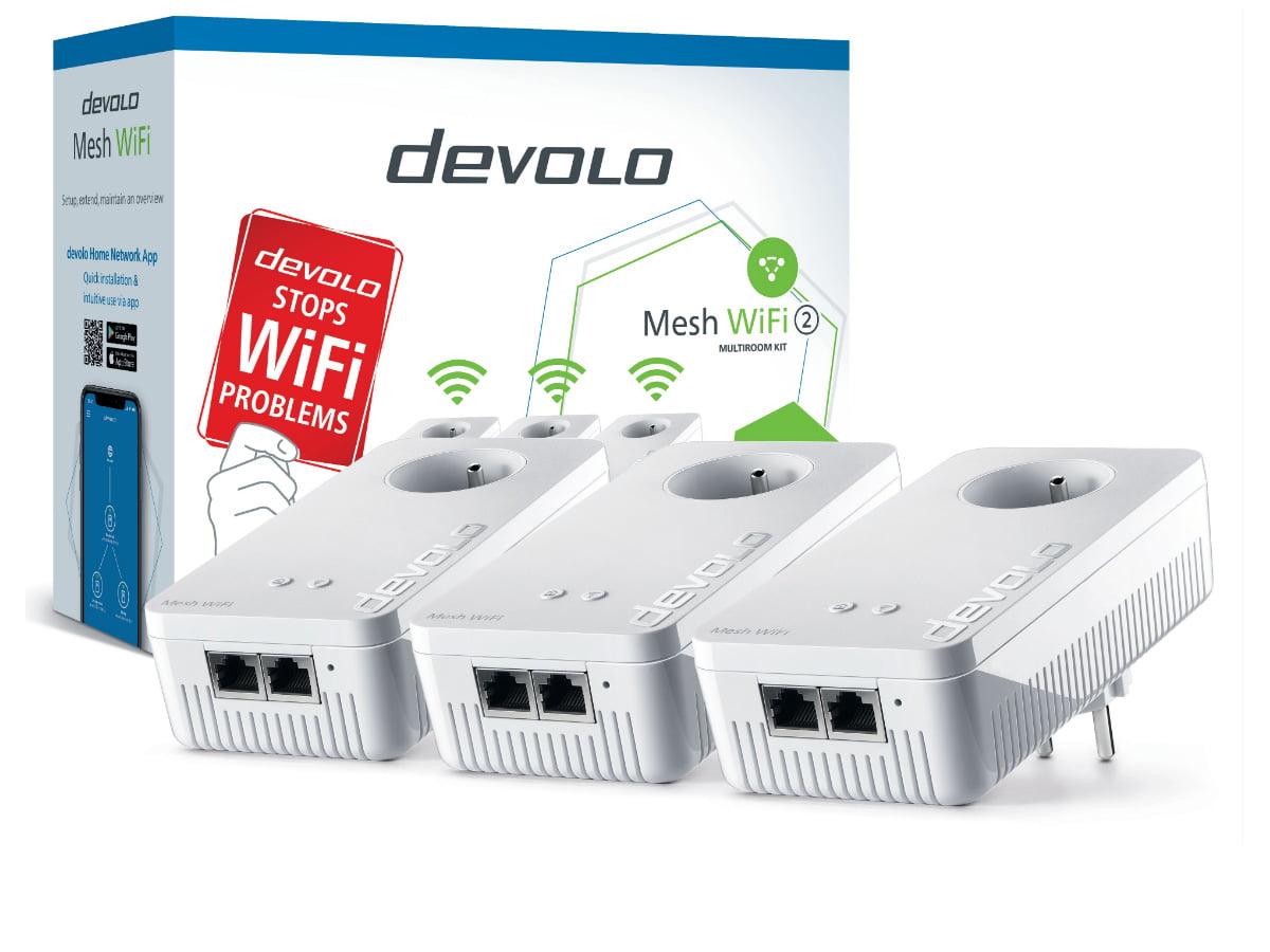 Test Devolo Mesh Wifi 2 - une