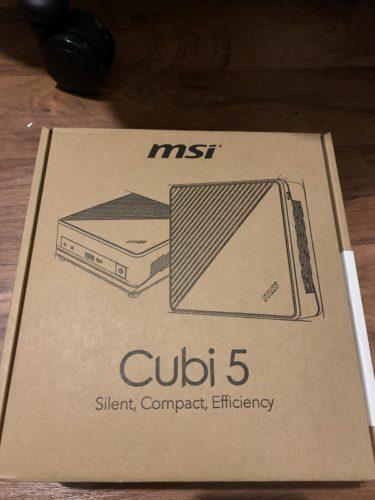 MSI Cubi 5