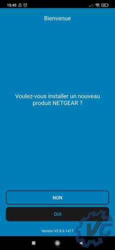 Netgear Orbi RBK353 - Installation 1