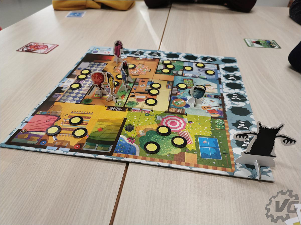Le jeu de société Rochonchon