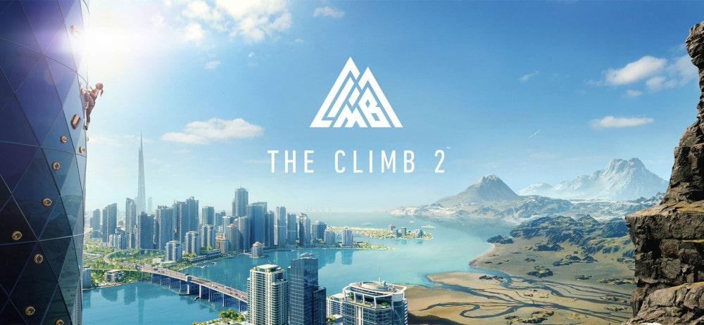 test The Climb 2 - une