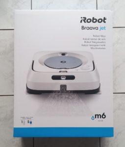 Braava Jet m6 iRobot