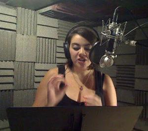 Interview des doubleurs de Cris Tales - Marissa Lenti