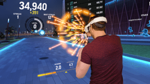 Brève sur le nouveau service d'abonnement de l'Oculus Quest 2 - FitXR 2