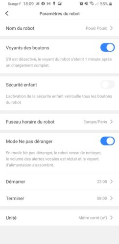 Application Roborock S7