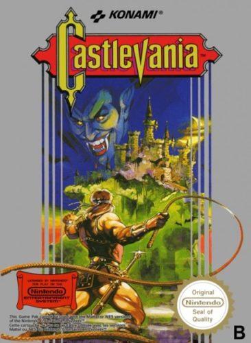 Castlevania - NES 1986