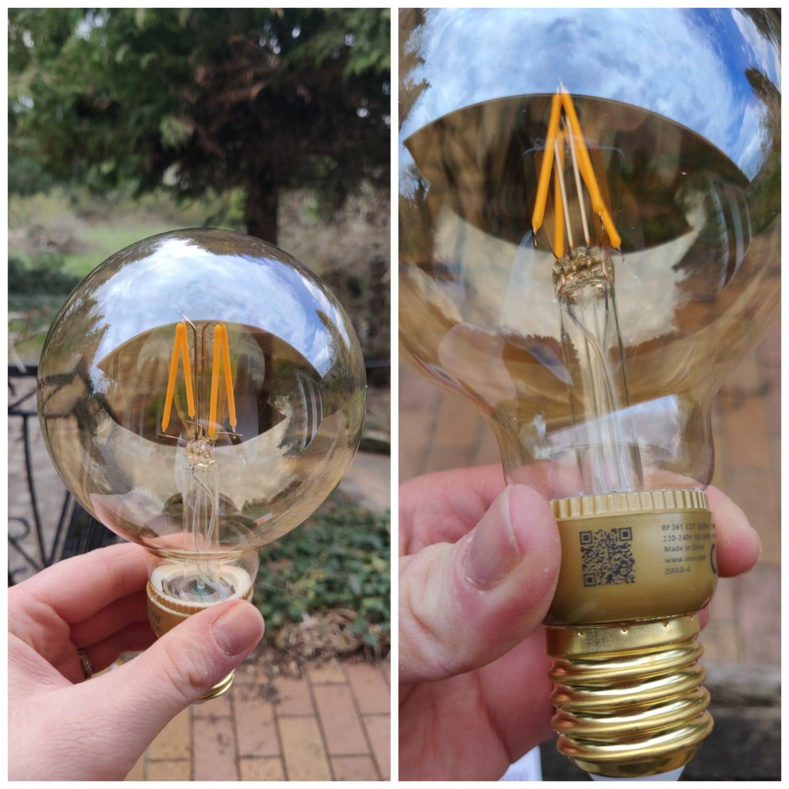 Innr ampoules vintage