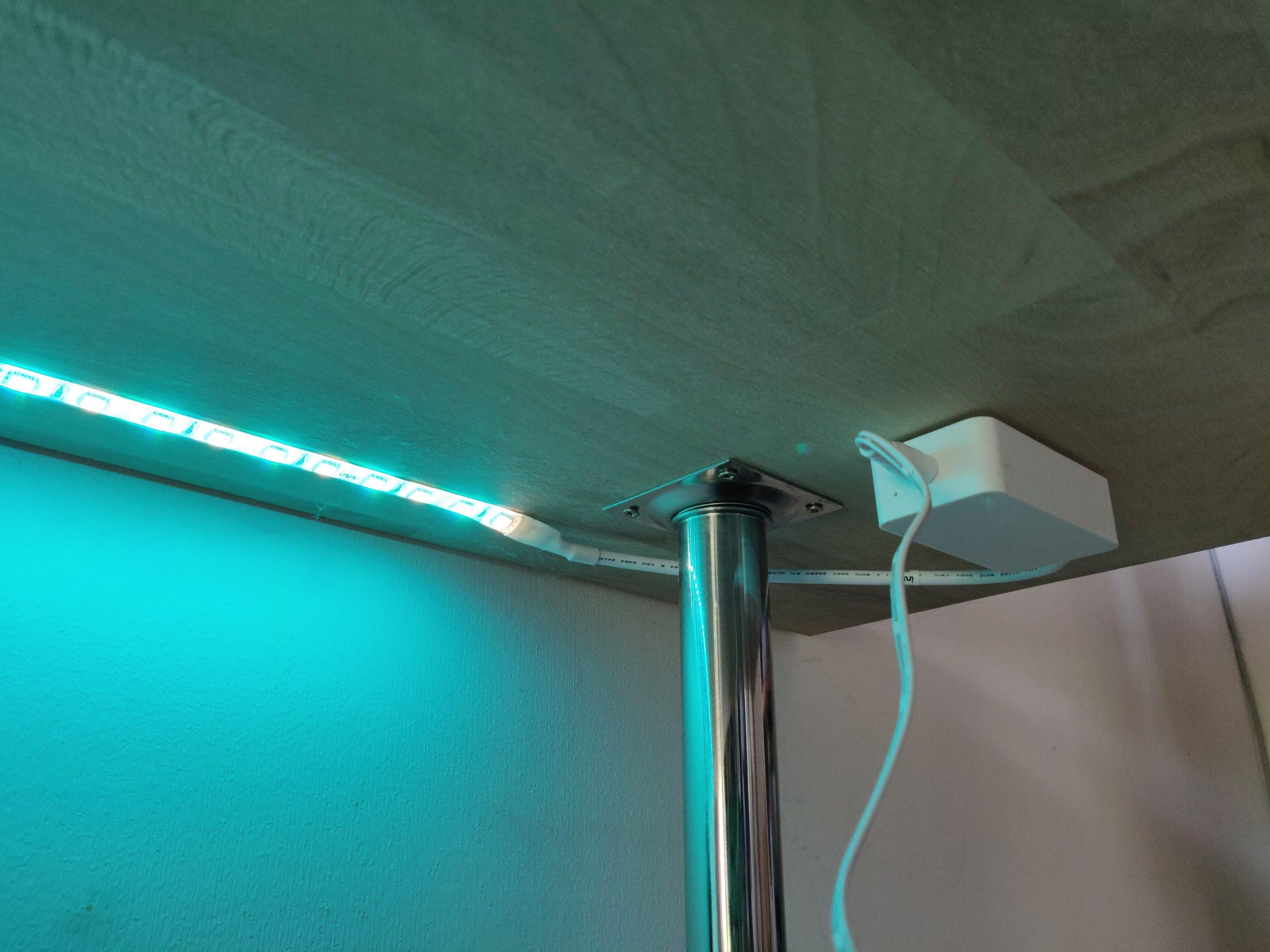 Bande LED Innr installation