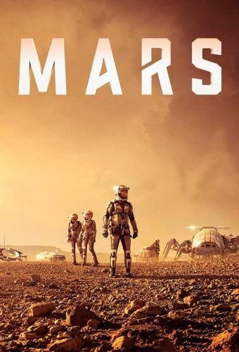 Série Mars - National Geographic
