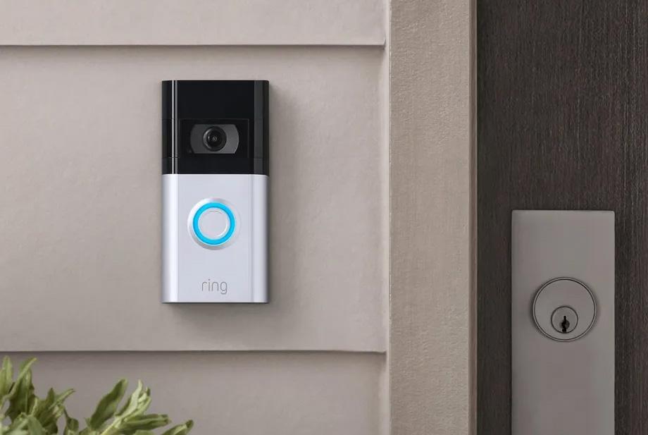 Sonnette Ring Video Doorbell 4